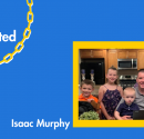Staying Connected: Isaac Murphy